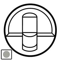68551 Celiane Титан Накладка компьютерной 1-ой розетки