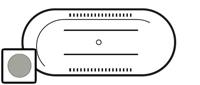 68558 Celiane Титан Лицевая панель для точки доступа WI-FI