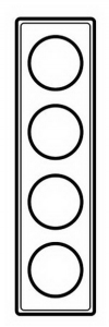 68674 Celiane Шафран Рамка 4-ая (2+2+2+2 мод)