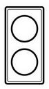 68682 Celiane Мускат Рамка 2-я (2+2 мод)