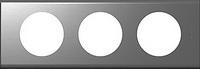 69103 Celiane Сталь фактурная Рамка 3-ая (2+2+2 мод)
