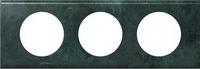 69273 Celiane Патина Медь Рамка 3-ая (2+2+2 мод)
