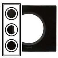 69303 Celiane Черное стекло Рамка 3-ая