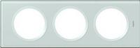 69313 Celiane Смальта Белая Рамка 3-ая (2+2+2 мод)