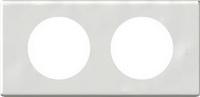 69322 Celiane Фарфор Рамка 2-я (2+2 мод)