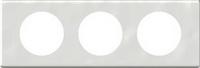69323 Celiane Фарфор Рамка 3-ая (2+2+2 мод)