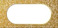 69335 Celiane Фарфор Рамка Золотая Феерия 2поста (4/5 модулей)