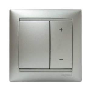 694289 DIY Valena Бел Светорегулятор нажимной 40-600W для л/н и обмоточных т-ров