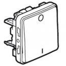 69530 Plexo Серый Мех Выключатель 1-клавишный 2-х полюсной IP55