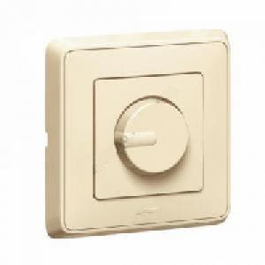 695908 DIY Cariva Крем Светорегулятор поворотный 300W для л/н (вкл поворотом)