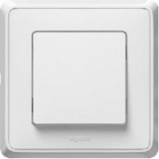 695932 DIY Cariva Бел Переключатель 1-клавишный