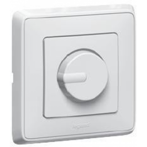 695938 DIY Cariva Бел Светорегулятор поворотный 300W для л/н (вкл поворотом)