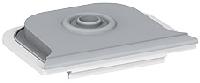 69596 Plexo Серый Сальник,1 ввод диаметром до 25мм