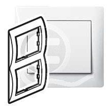 696815 DIY Galea Life Бел Рамка 2-я, вертикальная