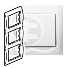 696816 DIY Galea Life Бел Рамка 3-я, вертикальная