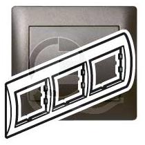 696833 DIY Galea Life Темная Бронза Рамка 3-я гориз