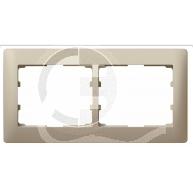 696872 DIY Galea Life Титан Рамка 2-я гориз