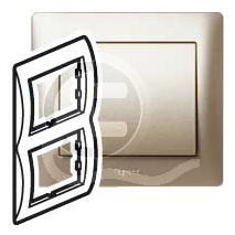 696875 DIY Galea Life Титан Рамка 2-я верт
