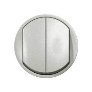 696943 DIY Celiane Титан Переключатель двухклавишный на два направления