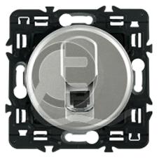 696945 DIY Celiane Титан Розетка ТЛФ, RJ11