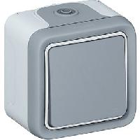 69720 Plexo Выключатель кнопочный 1НО 10А