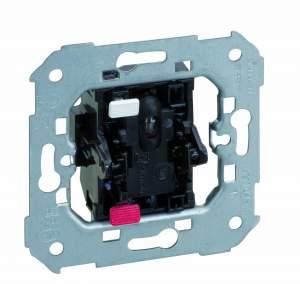 75104-39 75 Выключатель 1-клавишный с подсветкой
