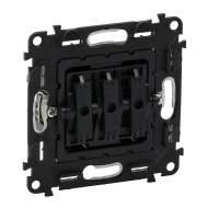 752003 Valena IN'MATIC Выключатель 3-клавишный 10АХ 250В