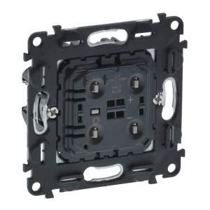 752067 Valena IN'MATIC Светорегулятор кнопочный для балластов 1-10В с нейтралью.Безвин. заж.