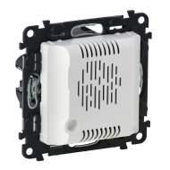 752139 Valena Life Белый Блок питания технической сигнализации 230В/12В 4ВА (с лицевой панелью)