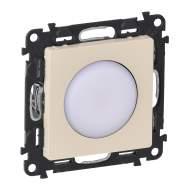 752169 Valena Life Сл.кость Лампа аварийного освещения съемная (с лицевой панелью)