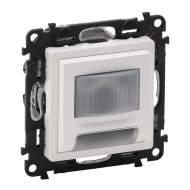 752174 Valena Life Белый Указатель световой с датчиком движения 180° (с лицевой панелью)