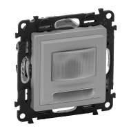 752374 Valena Life Алюминий Указатель световой с датчиком движения 180° (с лицевой панелью)
