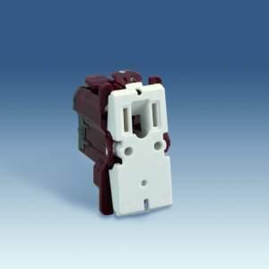75253-69 82 Centr. Выключатель проходной с 3-х мест (пересечение), 10А 250В, механизм