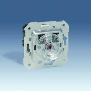75305-69 75 Светорегулятор нажимной 40-500Вт 230V с подсветкой