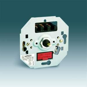 75313-39 75 Светорегулятор поворотный 40-500W л/н, 350VA д/обм тр-ров
