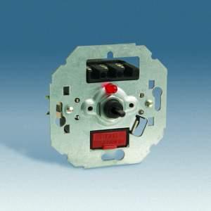 75318-39 75 Светорегулятор поворотный 40-500Вт 230В с подсветкой