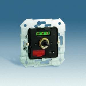75319-39 75 Светорегулятор универсальный 40-500Вт 230В поворотный