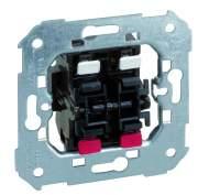 75396-39 75 Выключатель кнопочный сдвоенный (нормально-разомкнутый) 10АХ 250V
