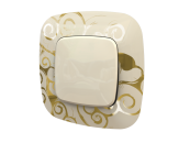 754351 Valena Allure Нарцисс золото Рамка 1-ая
