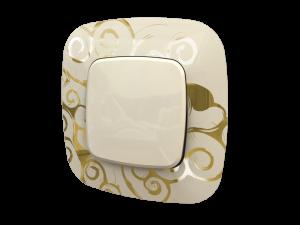 754352 Valena Allure Нарцисс золото Рамка 2-ая