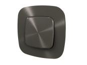755514 Valena Allure Черная сталь Рамка 4-ая