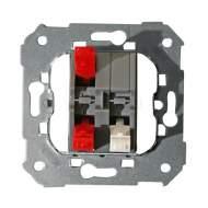 7700101-039 77 Выключатель однополюсный, экспресс монтаж, 10Ах250V~