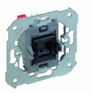 7700150-039 77 Выключатель кнопочный, экспресс монтаж, 10А 250V~