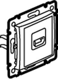 770085 Valena Бел Розетка HDMI