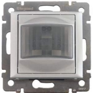 770228 Valena Алюминий Датчик движения Стандарт 40-320 Вт для л/н 2-х проводная схема подключения