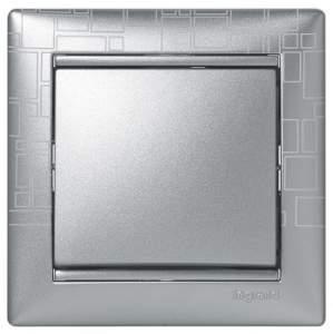 770341 Valena Алюминий модерн Рамка 1-ая