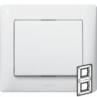 771006 Galea Life Белый Рамка 2-я, вертикальная
