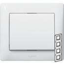 771008 Galea Life Белый Рамка 4-я, вертикальная
