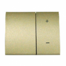 771086 Galea Life Бел Накладка светорегулятора нажимного (мех 775652, 775653)