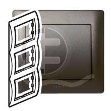 696836 DIY Galea Life Темная Бронза Рамка 3-я верт